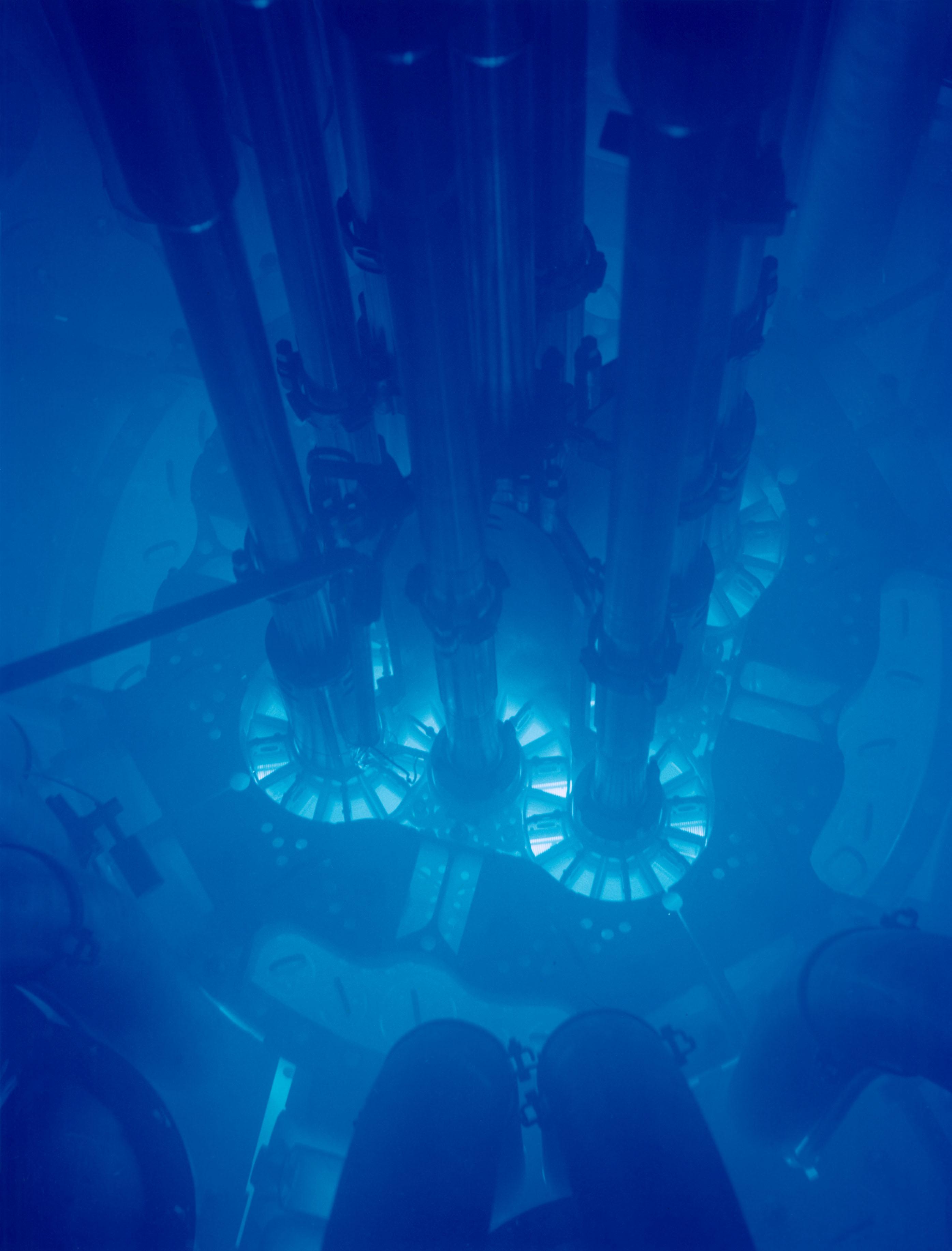 reactor pool